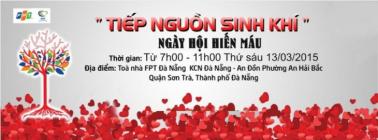 ĐN – FPT Polytechnic tổ chức ngày hội hiến máu tình nguyện