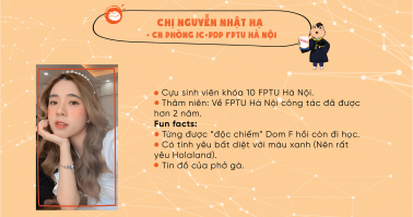 """Lý lịch trích chéo các """"sản phẩm lỗi"""" FPTU"""