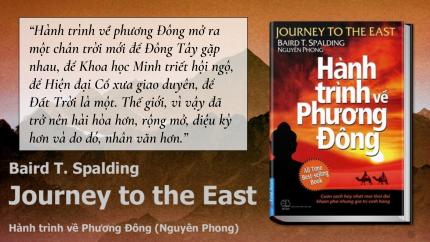 """Hành trình về phương Đông - Giác ngộ giá trị """"chân thiện mỹ"""" trong cuộc sống"""