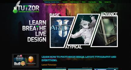 """Top 7 website """"thần thánh"""" dành riêng cho Cóc đồ họa"""